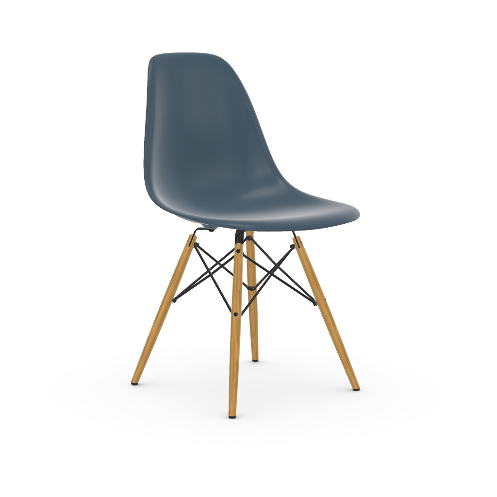 Awesome Vitra Eames Plastic Chair Machost Co Dining Chair Design Ideas Machostcouk