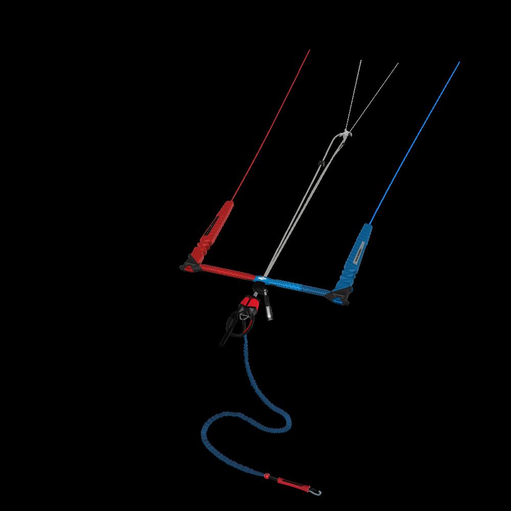 Naish Kitesurfing Bar TORQUE BTB 55 CONTROL SYSTEM 24 m 2018 Bars